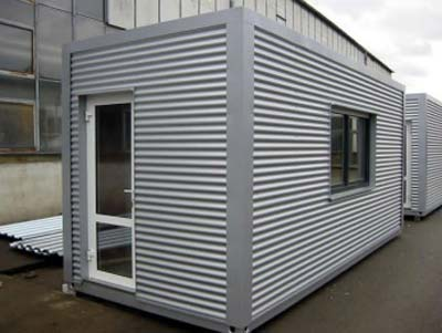 Bürocontainer / Schulcontainer